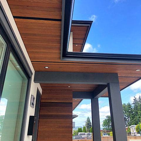 Soffit Installation Projects By Soffit King Vancouver Bc Canada